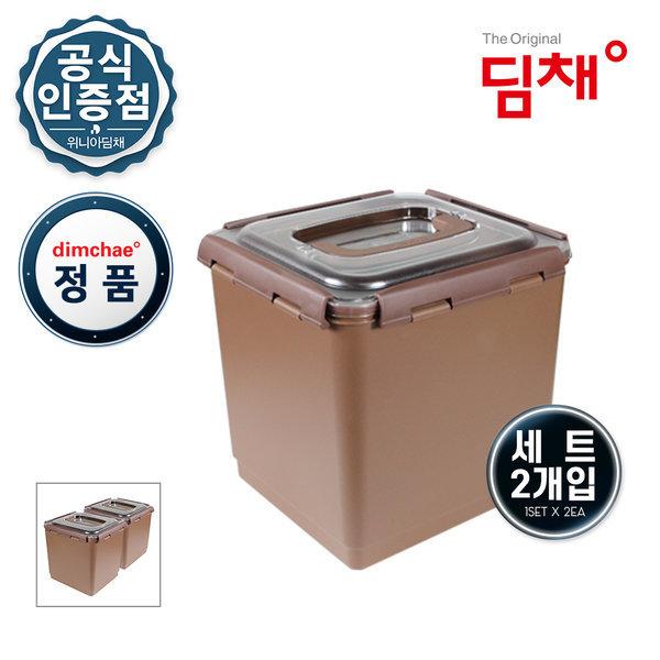 딤채 김치냉장고 위니아 8.1L 김치통2개구성 WD005457 상품이미지