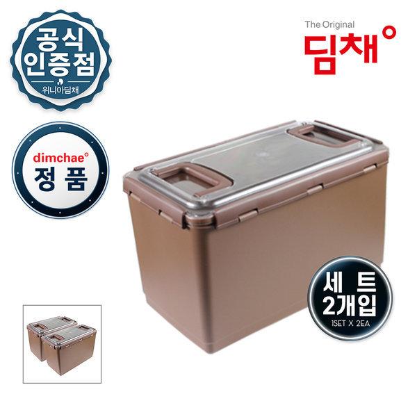딤채 김치냉장고 위니아 18L 김치통2개구성 WD002851 상품이미지