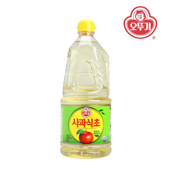 사과식초1.5L 상품이미지