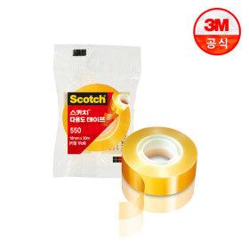 스카치 다용도 테이프550 리필(18mmX 30m)