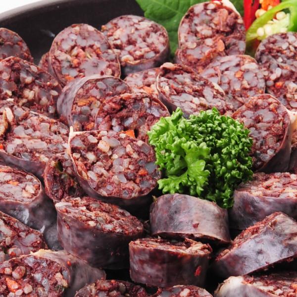 장충동왕족발 고기순대 1kg/순대/족발/간식 상품이미지
