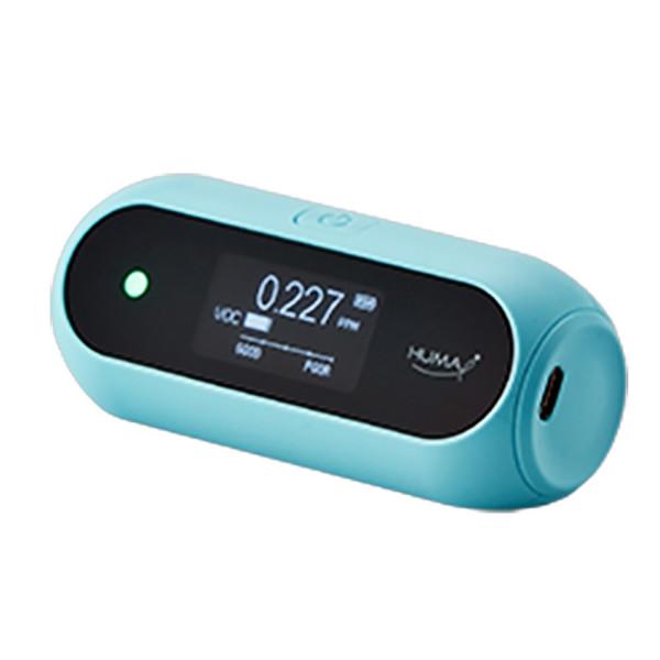 휴마아이 미세먼지 VOC측정기 HI-120 휴대용 국내제조 상품이미지