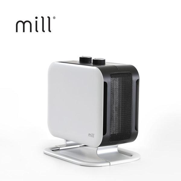 밀 북유럽 가정용 전기온풍기 전기히터 MILL1802PHW 상품이미지