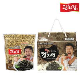 달인 김병만의 김자반 선물세트 60g X 5봉(선물세트)