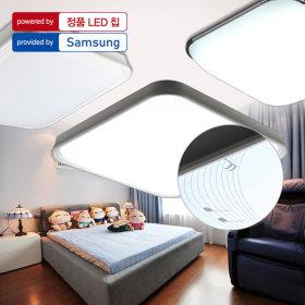 LED방등/조명/등기구 아크릴 방등 60W LG칩