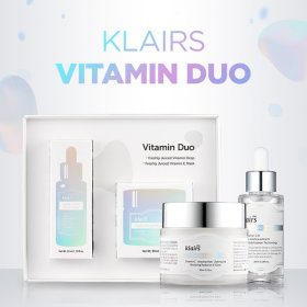 Klairs/ Vitamin Duo Gift Set+Free 3 toner