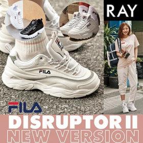 FILA DISRUPTOR2/RAY FS1HA1071X FS1SIA1160X