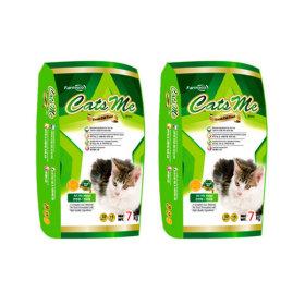 캣츠미 7kg x 2개 고양이사료 대용량 길고양이