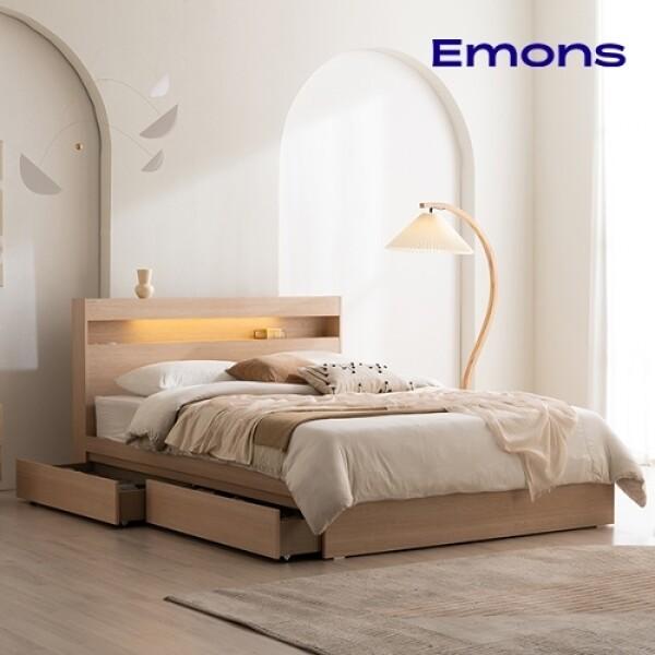 에몬스 클레어 에디션 침대 퀸(Q) 상품이미지