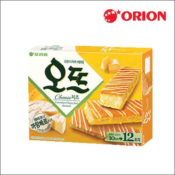 오리온 오뜨 치즈 12개입x3개 상품이미지