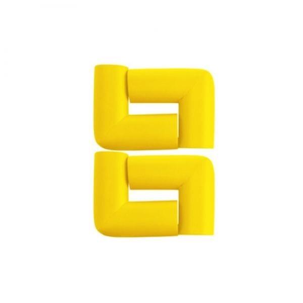 아트사인)ㄱ형코너보호대(중/옐로우/55 55 9T/4개입 상품이미지