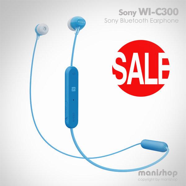 소니 WI-C300 블루투스 이어폰/무선 헤드셋 헤드폰 상품이미지