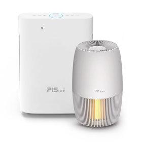 PM2.5 숫자표시 대형 공기청정기 피스넷 퓨어제로 +air