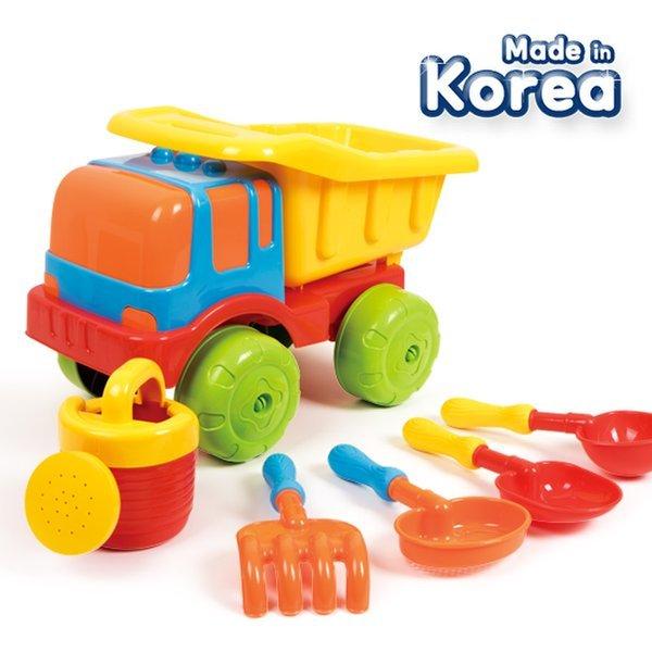 아이와 대형트럭 모래놀이세트 흙놀이 빅트럭 상품이미지