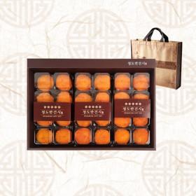 청도 반건시 곶감 선물세트 24입(70g/중과)/금보자기