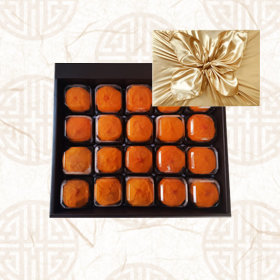 청도 반건시곶감 선물세트 20입(100g/특과)/선물용가방
