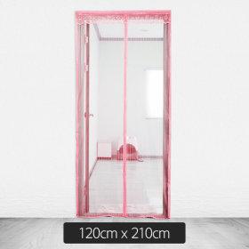 Door/Mosquito Tent/Pink/120cmx210cm