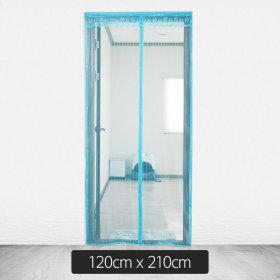 Door/Mosquito Tent/Blue/120cmx210cm