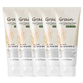 곡물 페이셜 폼클렌징 150ml 6개 /대용량특가/오트밀