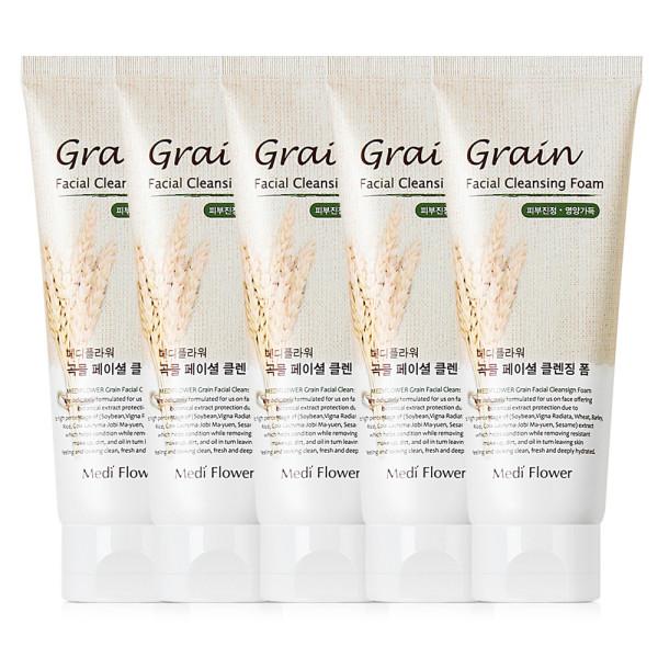 곡물 페이셜 폼클렌징 150ml 6개 /대용량특가/오트밀 상품이미지