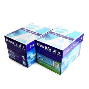[더블에이]더블에이 A4 복사용지 75g 2BOX 4000매/A4용지