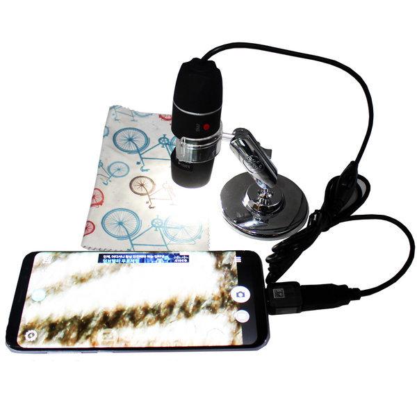 1000배율 USB현미경 스마트폰연결 확대경 전자현미경 상품이미지