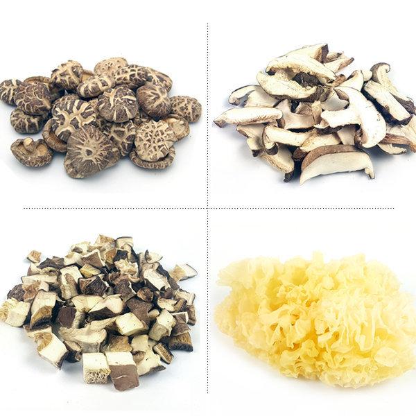 친환경 국산 건조 표고버섯 80g/은이버섯 목이버섯25g 상품이미지