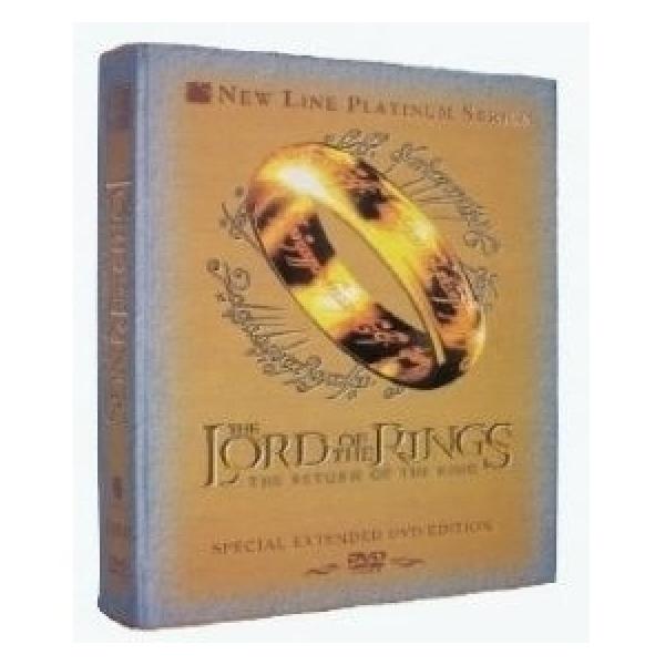 피터잭슨 감독/반지의 제왕(Load of Ring) 1-3 전편 DVD박스셋/모던케이스(6Disc) 상품이미지