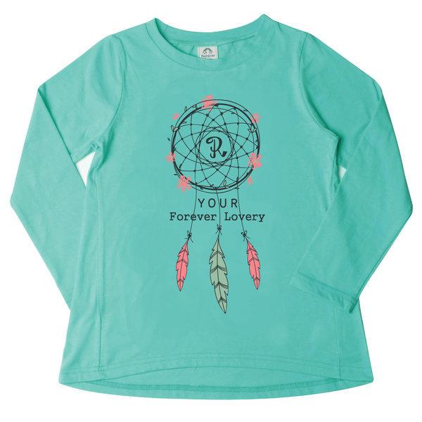 주니어아동여아의류 롱티셔츠 드림캐쳐 언발긴팔롱티A 상품이미지