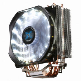 잘만 CNPS9X OPTIMA WHITE LED CPU 쿨러