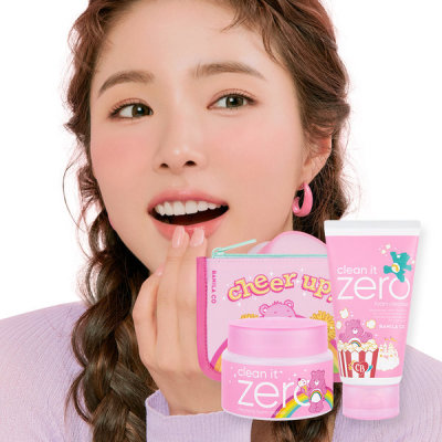 BANILA CO 10% Double + Cleansing Balm Unicorn Edition and more 1+1