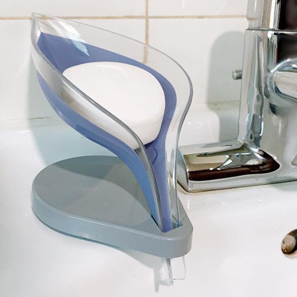 나뭇잎 비누받침 욕실용품  비누받침대 상품이미지