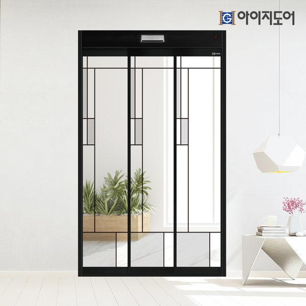 자동문 초슬림 3연동 현관중문 UV실사 MSU-7709프라하 상품이미지