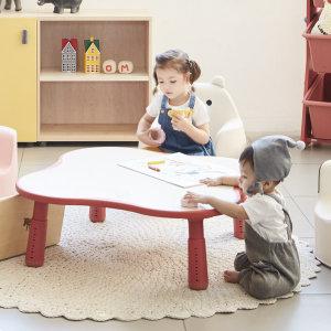 [일룸]클로버 그로잉책상/ 유아 책상 높이조절
