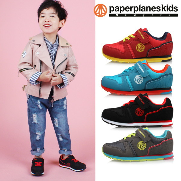 페이퍼플레인키즈  민트그린 아동 운동화 유아 신발 아동화 아기 어린이 주니어 여아 브랜드 상품이미지