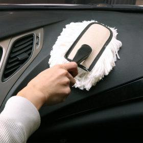 먼지털이개 모음전 차량용 먼지털이 젠틀맨 스퀘어미니