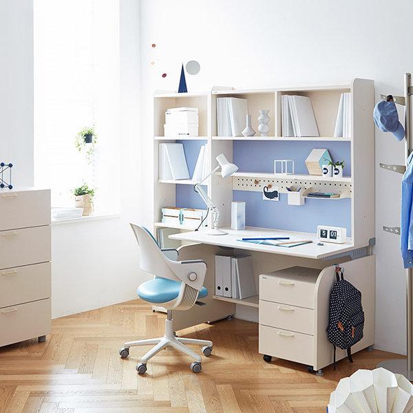 링키 서랍형 책상세트 + 시디즈 링고의자 상품이미지