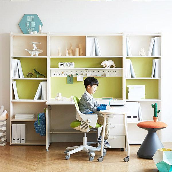 링키 퍼펙트 책상세트 + 시디즈 링고의자 상품이미지