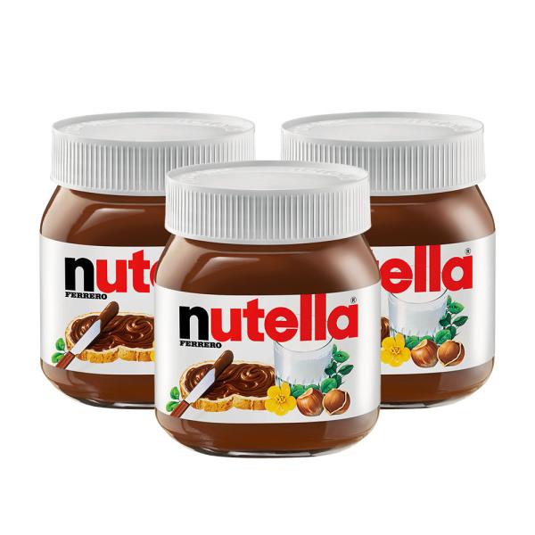 악마의잼 누텔라 370g 3병/초콜릿 상품이미지