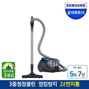 [삼성전자]삼성 진공청소기 VC33M3120LU 2L