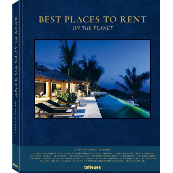 Best Places to Rent on the Planet 상품이미지