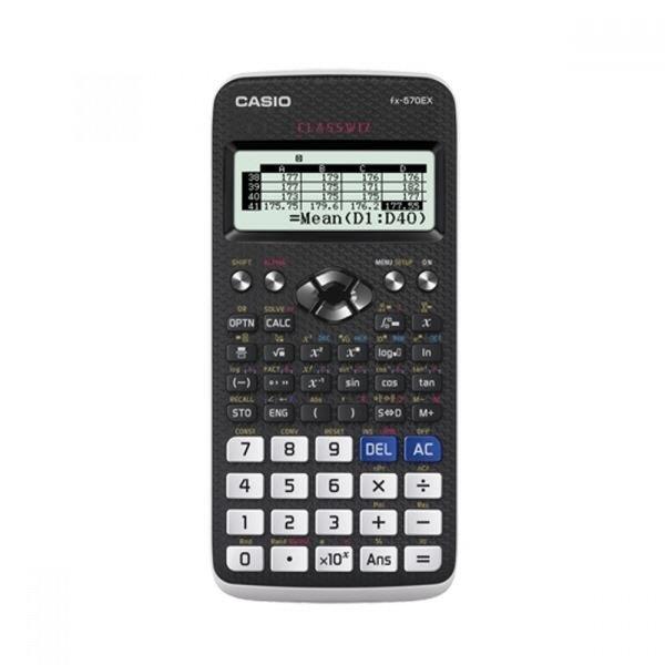 카시오 공학용 계산기 FX-570EX MO 상품이미지