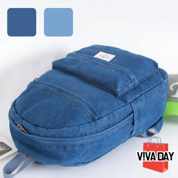 VIVADAYBAG-A85 블루백팩 상품이미지