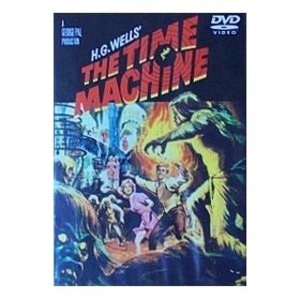 (수입) 조지 팔의 타임머신 (The Time Machine 1960) 1디스크  영어자막 상품이미지