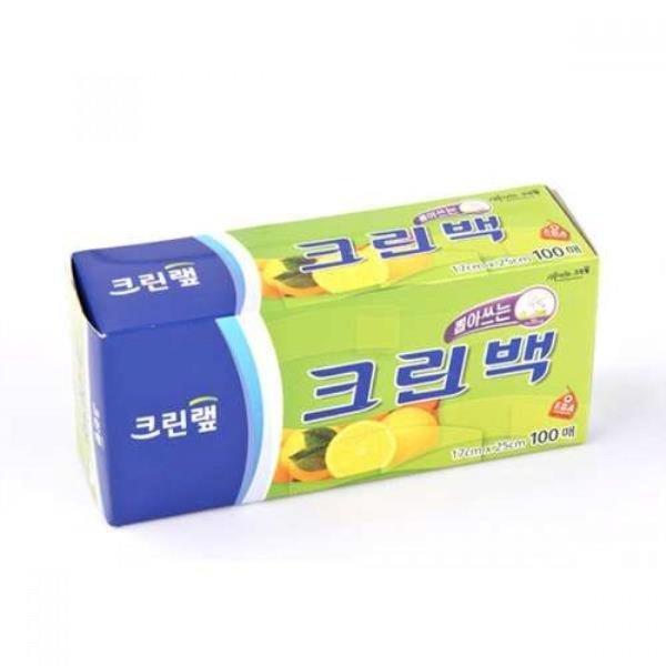 크린랩백-미니(100매) C02110(17x25) 상품이미지