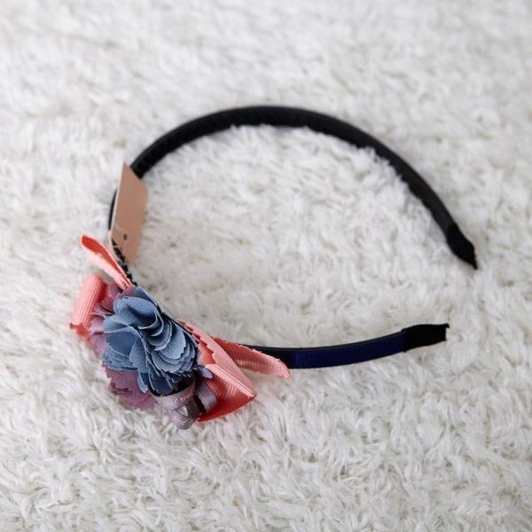 ABM 헤어밴드 (레이져꽃잎)핑크 상품이미지