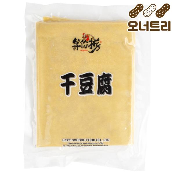 포두부 300g 훠궈 마라탕 마라샹궈 샐러드 재료 두부 상품이미지