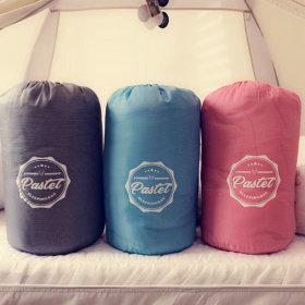 파스텔침낭-따뜻하고 러블리한 컬러 감성 디자인 침낭