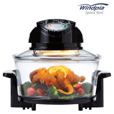 Large 12L Home Use Light-wave Oven Electric Oven WO-120G