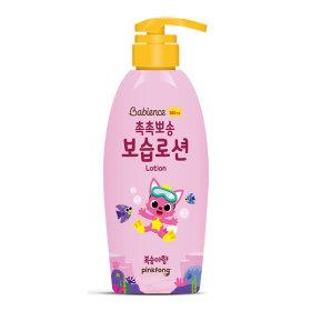 핑크퐁 촉촉뽀송 보습로션 380ml